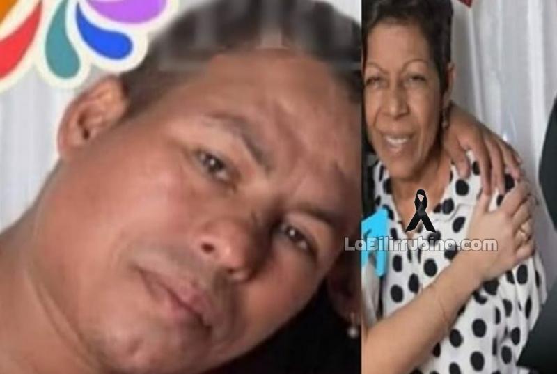 Junior Rafael Hernández Martínez y Dominga Antonia Martínez Ramos