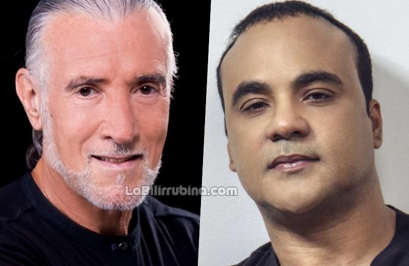 Danny Daniel y Zacarías Ferreira