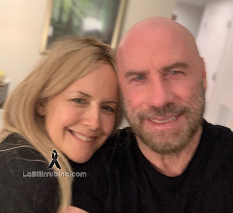Kelly Preston y John Travolta