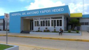 Hospital Antonio Yapor, de Nagua