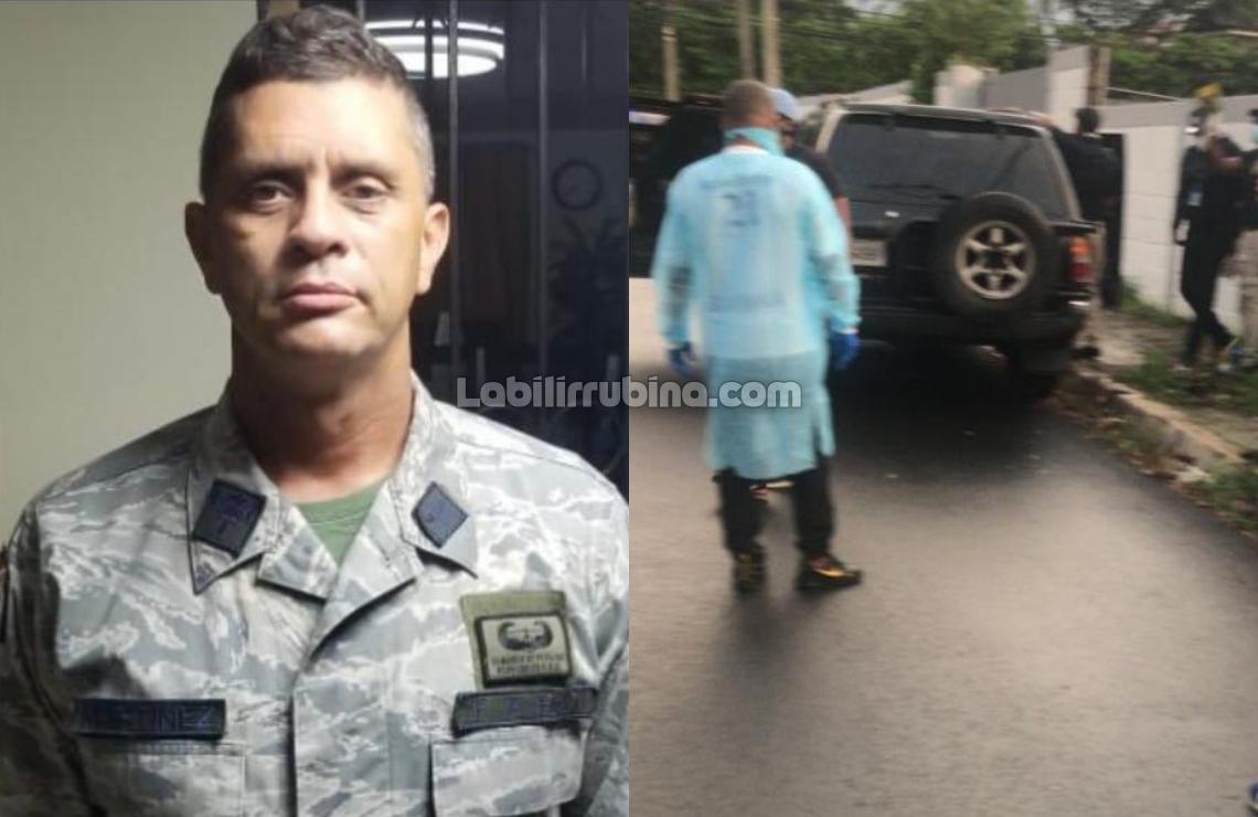 Coronel Rolando Martínez Martínez