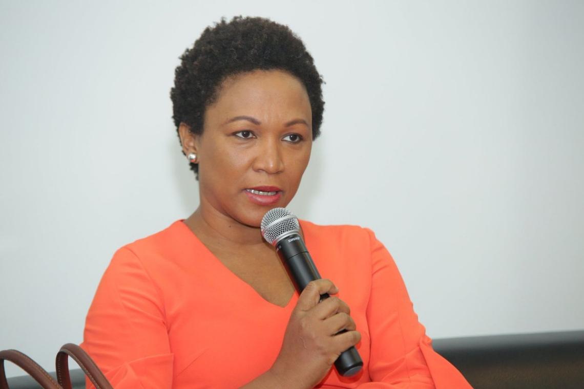 Periodista Edith Febles