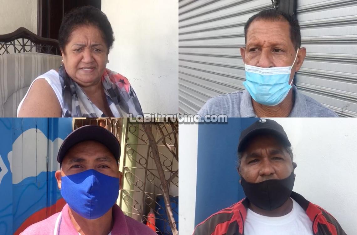Odilín Morel y demás dirigentes de grupos populares de San Francisco de Macorís