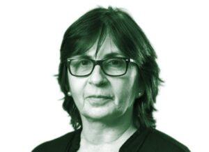 Periodista Inés Aizpún