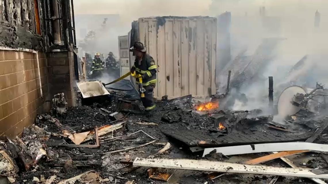 Explosión Long Island