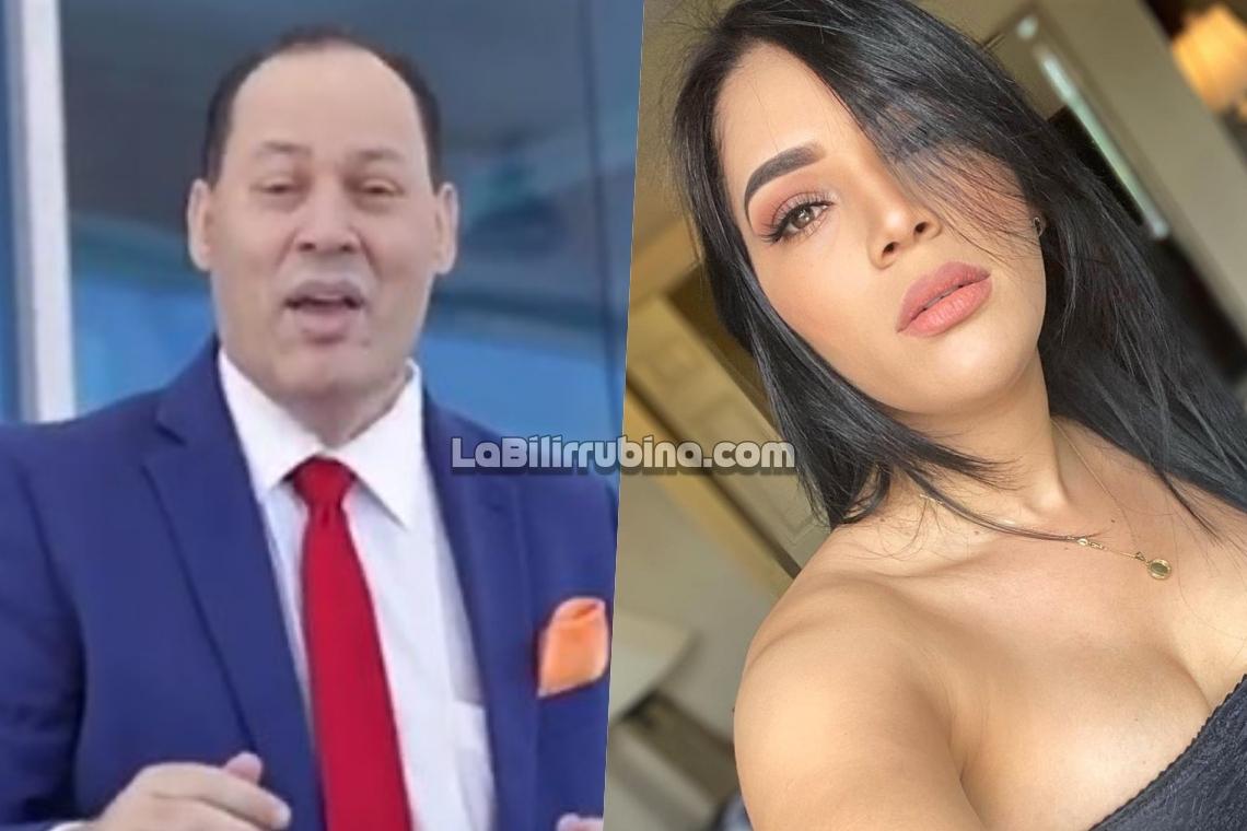 Franklin Mirabal y Dianabell Gómez