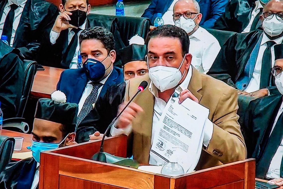 Juan Alexis Medina Sánchez