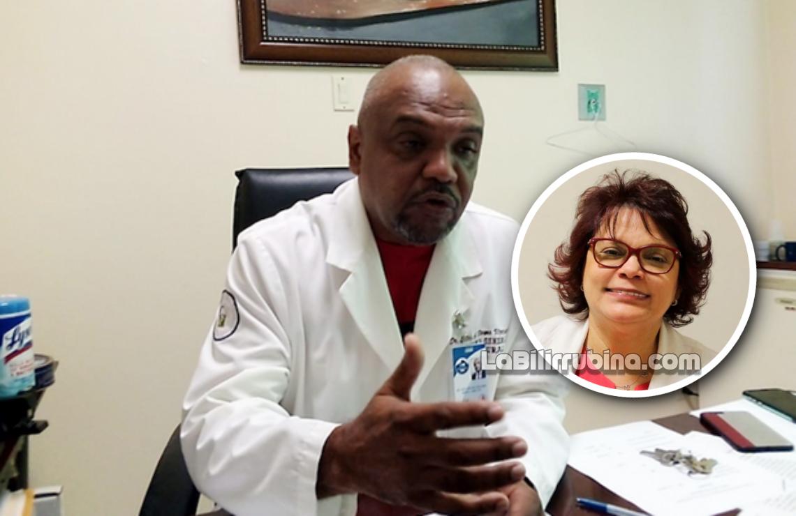 doctora Carolina de la Cruz