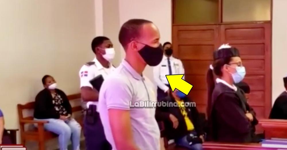 El raso policial Felix de Jesus Paula