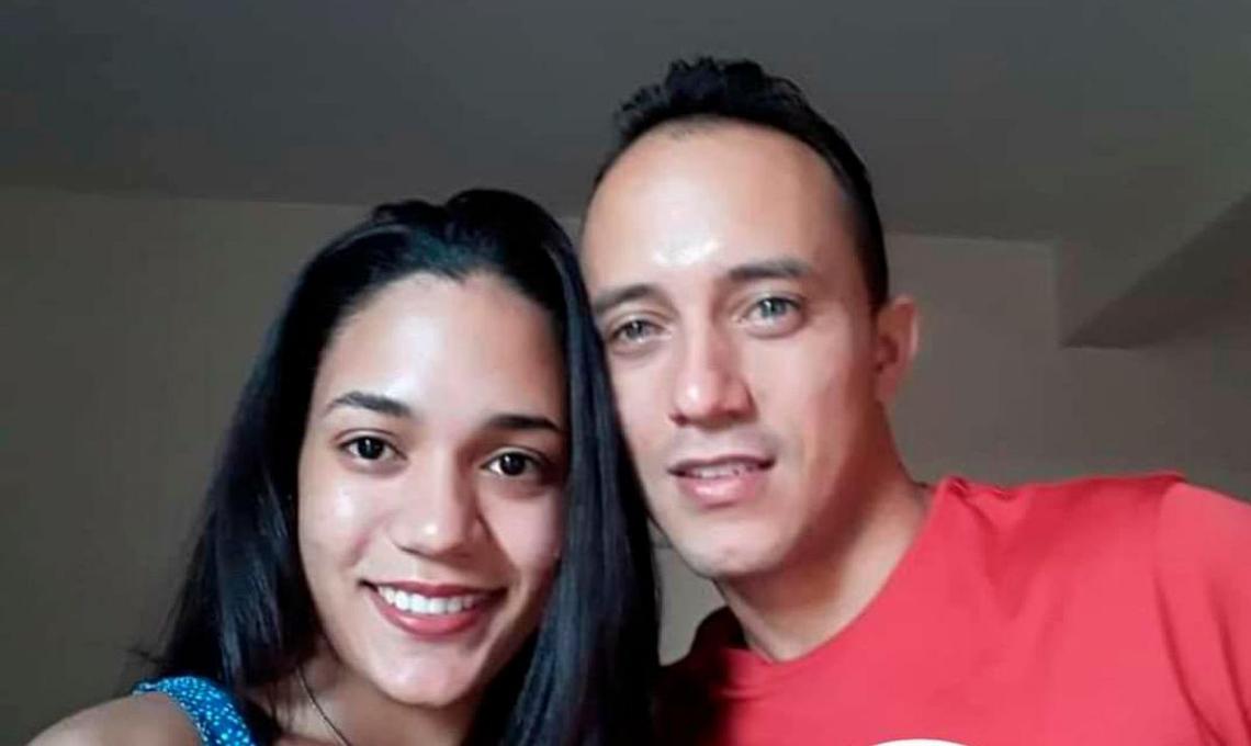 Jazmín y José Espinal Almonte