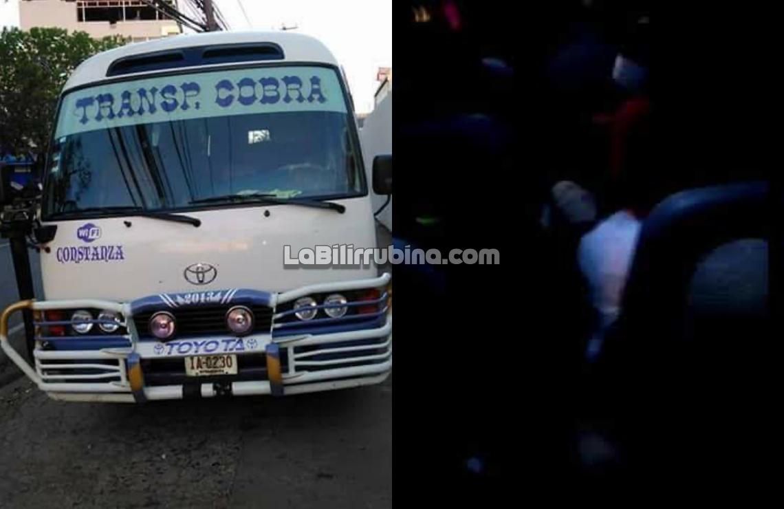 Video | Asaltan autobús lleno de pasajeros que iba a Constanza - La  Bilirrubina | El blog de los dominicanos