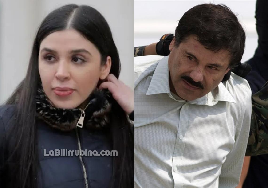 Emma Coronel, esposa del Chapo Guzmán